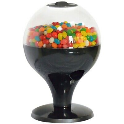 Wedding Candy Dispenser Automatic Sensor ABS Vintage Gumball Mini Bubble Gu X8W3