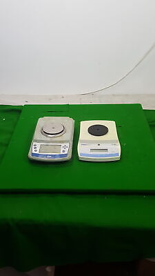 Pair of Fisherbrand Analytical Weighing Scales APX-1502 PF-1502 Spares / Repair