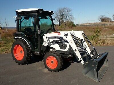 2020 Bobcat Ct2540 Compact Tractor W/ Loader, Cab & A/C, Hydro, 4X4, Demo Save $