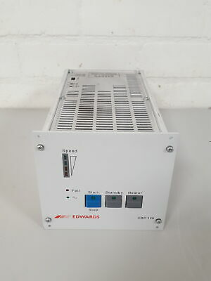Edwards EXC120 Turbo Molecular Vacuum Pump Controller Lab