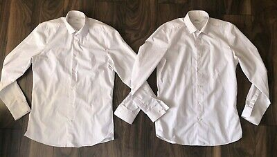 Next Formal Shirts Slim Fit Size 15.5 Neck