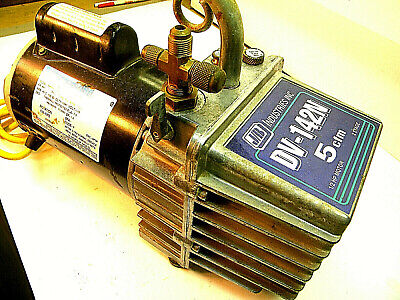 JB Vacuum Pump DV-142N 5 CFM. Used very little. inspected, Works GREAT.
