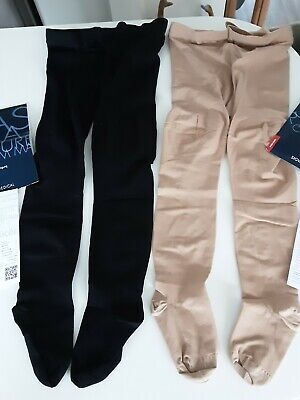 2 pairs of XL SIGVARIS TIGHTS - COMFORT Cotton - MEDICAL COMPRESSION Extra Large