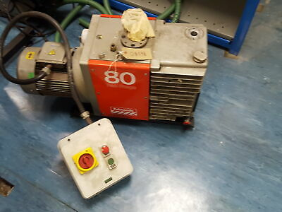 Edwards E2M 80 High Vacuum Pump Lab