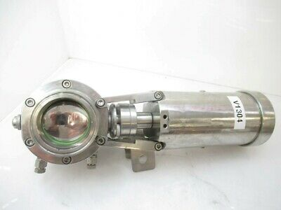 """Triclamp Sanitary Butterfly Valve Pneumatic Actuator 2.5"""" (Usedtested)"""