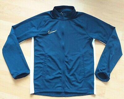 Nike Dri-Fit Zipper, Size L Boys