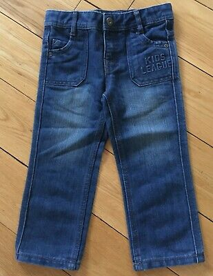 Boys Vertbaudet Blue Jeans Size 3 Years
