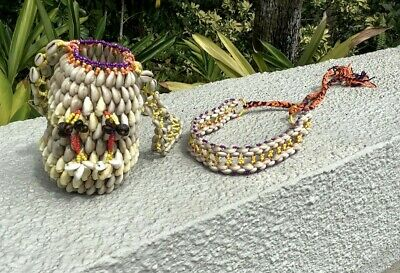 Papua New Guinea Handcrafted Purse and Belt, One of Kind