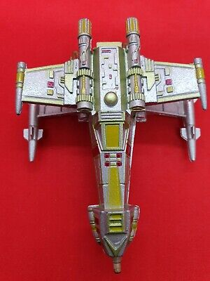 Rare Dircast X-wing Fighter Ship. Star Wars. Metal. Collectable. Rare. Length 4""