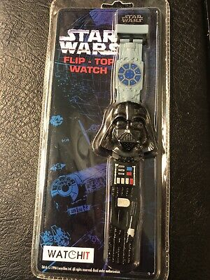 Vintage Star Wars Darth Vader Watch