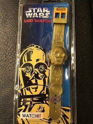 Vintage Star Wars C-3PO Watch