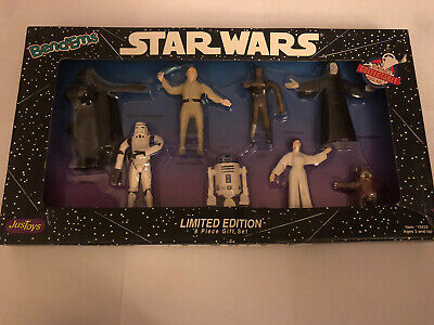 Star Wars Bend-Ems 8 Piece Limited Edition Figure Set