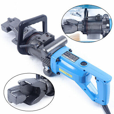 RB20 1050W Portable Electric Hydraulic Hand Held Rebar Bender 0-130 degree New