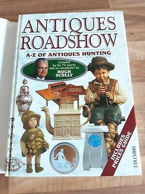 ANTIQUES ROADSHOW  A-Z of Antiques Hunting