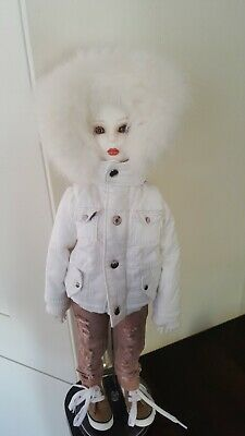 """Goodreau Doll SUPER RARE 16"""" jointed doll **MASSIVE REDUCTION**"""