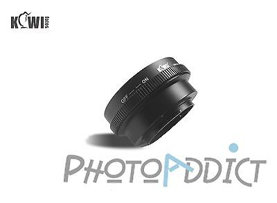 Ring Feed Line Adapter -lma-pk (A) -C/ M Lens Pentax K Worms Housing Canon EOS M