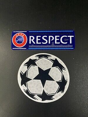 UEFA Champions League Starball Football Patches//Badges 2000-2001 Silver