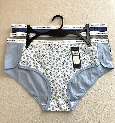 NWT Tommy Hilfiger UO Exclusive Seamless Hipster Blue