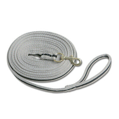 NEW QHP LUNGE LINE REINS IN BAG 7 COLOURS SALE CLEARANCE FEW LEFT