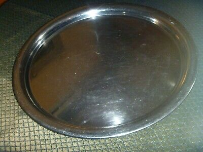 Large Old Hall Vintage Octagonal Hammered Stainless Steel Tray Kitchenalia 25 00 Picclick Uk