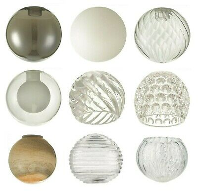 620 Replacement Spare Glass Lamp Shade, Replacement Glass Lamp Shades For Floor Lamps Uk