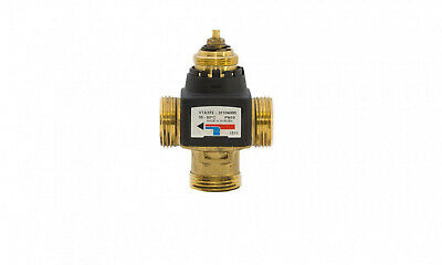 Uponor TMV 1002349 Wirsbo Duomix 3 Port Underfloor Heating Thermostatic Mixing V