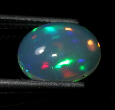 5MM New OPAL 9 Stone Natural Of Ethiopian Welo Oval Shape Cabochon 10 CT