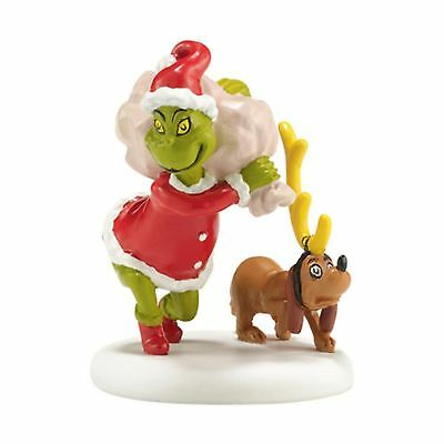 Accessory Dept 56 Dr Seuss  Grinch NEW  In Box * Who-Ville/'s One Who Band