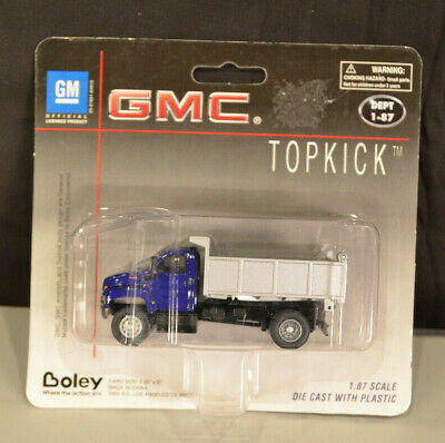 Scale Structures Limited Kleiber Dump Truck w// Open Cab Details about  /Hon3 Kit #7110