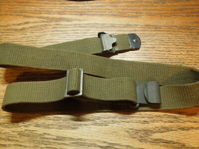 Details about  /WW2 M1 Garand Early Flat top Oiler with Brush Sling MRT Pull through