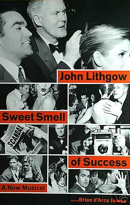 Sweet Smell of Success Broadway   John Lithgow