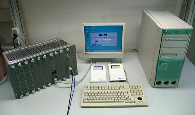 GN Nettest MPA Multiprotokoll Analyser ISDN CCS7 GSM
