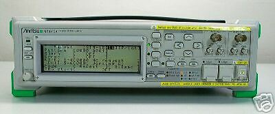 Anritsu MP1656A Portable STM1-16 Tester Opt.01,21 Rech.