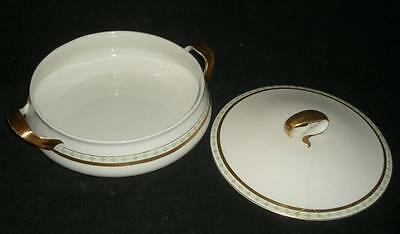 TRELLIS by ALFRED MEAKIN  CHINA COVERED SERVING BOWL