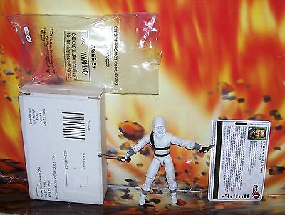 G.i. Joe Mail Away Storm Shadow Revealed Removeable Unmasked Figure Hasbro