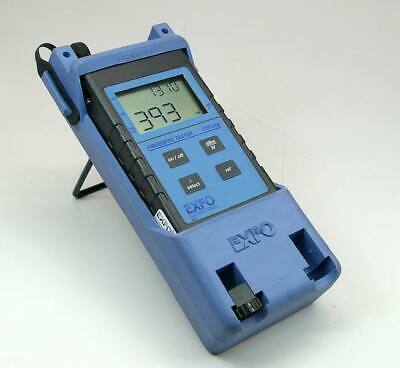 Exfo FOT-20A Fiber-Optic Power Meter mit Rechnung MWSt