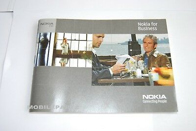 New Nokia E50 Cd Software Disk & User Guide Manual Uk