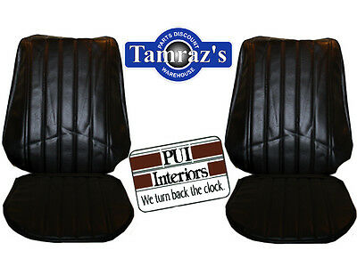 71 72 Monte Carlo Front & Rear Seat Upholstery Covers