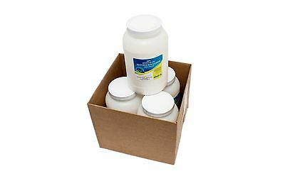 Food Grade Diatomaceous Earth 4-2.5lb Jugs