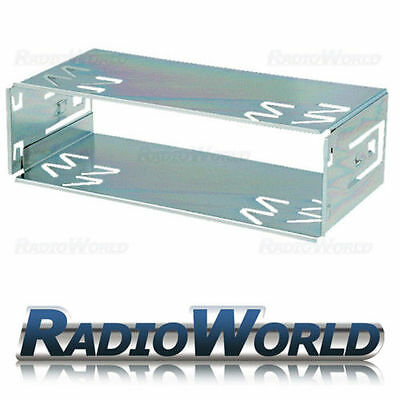 JVC Car Stereo Radio Mounting Cage Sleeve Single DIN Secure Fitment