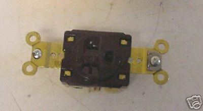 Hubbell Single Receptacle  Hbl5361