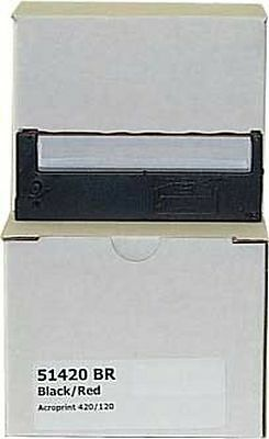 Acroprint Atr120 Timeclock Time Clock Ribbons $9.95