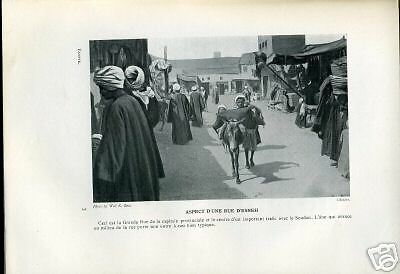 En Egypte Choses Vues. Butcher. 1913.