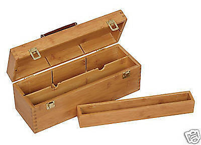 Loxley Bamboo Storage Box   RRP £29.99