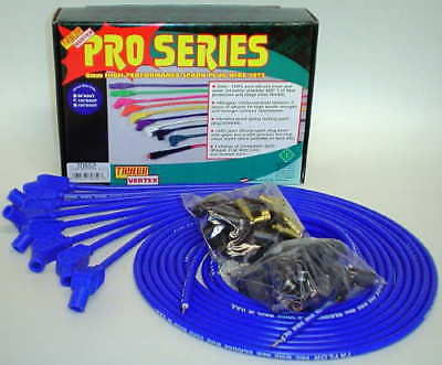 Taylor Pro Wire 8 cyl Blue 135 deg boots TCW wire set