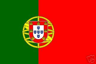 3'x5' Polyester Flag Portugal Portuguese Republic NEW
