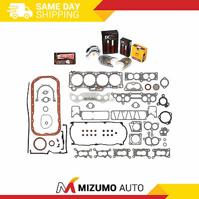 Fits Re-Rings Gaskets Bearings Rings Ford Mazda Turbo 2.2 F2