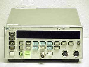 Agilent/HP 438A Power Meter