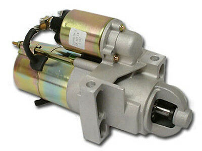 Chevy High Torque Gear Reduction Mini Starter- Large FW