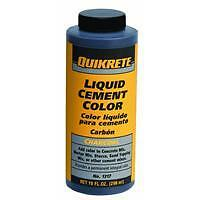 Red Liquid Cement Color by Quikrete 1317-03